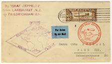 ZEPPELINBRIEF LZ 127 Südamerikafahrt 1930 mit $ 1,30 (139)