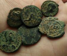 Presioso lote. Monedas romanas. Varios emperadores. Autenticas«Coin roman»