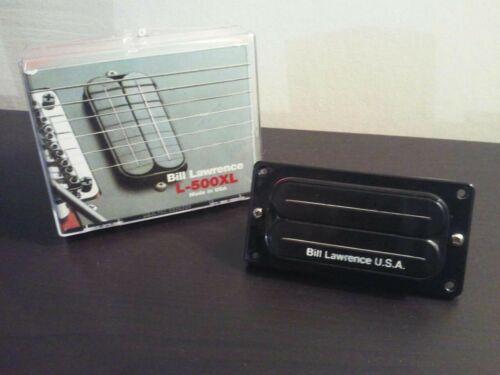 Bill Lawrence USA L500XL Guitar Rail Bridge Humbucker Pickup