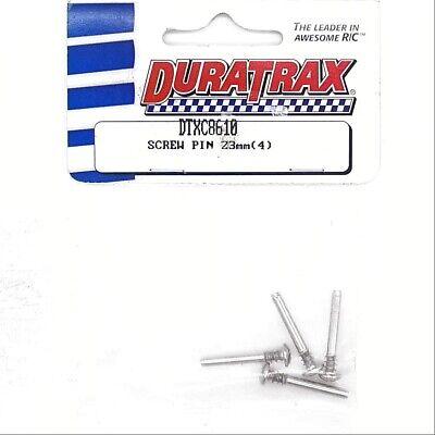 DURATRAX 23MM SCREWS PINS 4 // # DTXC8610