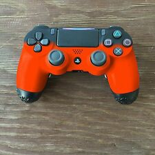 PS4 Scuf battle beaver Like Custom Controller, Orange , With Smart Triggers