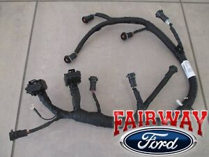 s l300 05 thru 07 super duty f250 f350 f450 oem ford fuel injector wiring  at gsmx.co