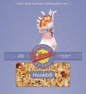 20 lb Avian Science Super Hookbill Bird Seed by Volkman No Sunflower