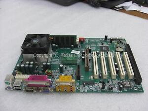 Jetway 663as pro socket 462 Motherboard w/ 512MB RAM, 1200MHz AMD