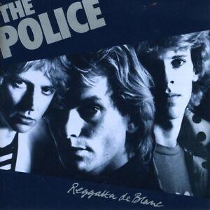 Reggatta-De-Blanc-Remastered-Police-2003-CD-NUOVO