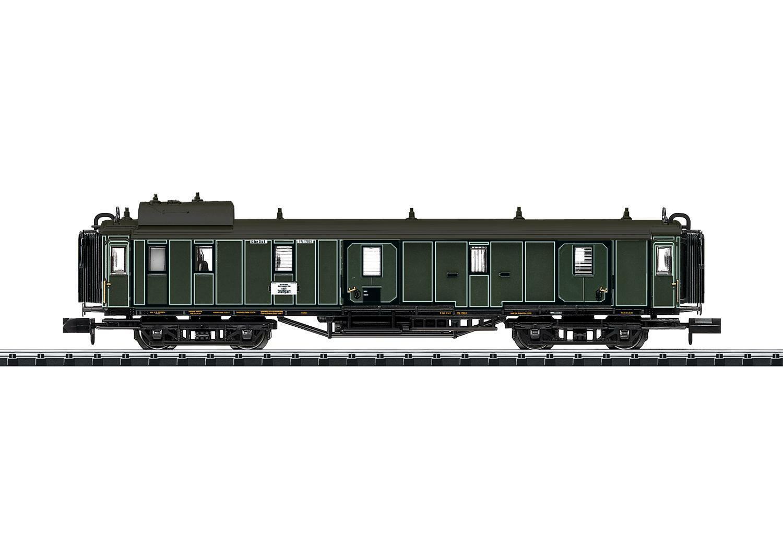 Minitrix Spur N 15968 Bogen treno rapido-Bagagli Auto