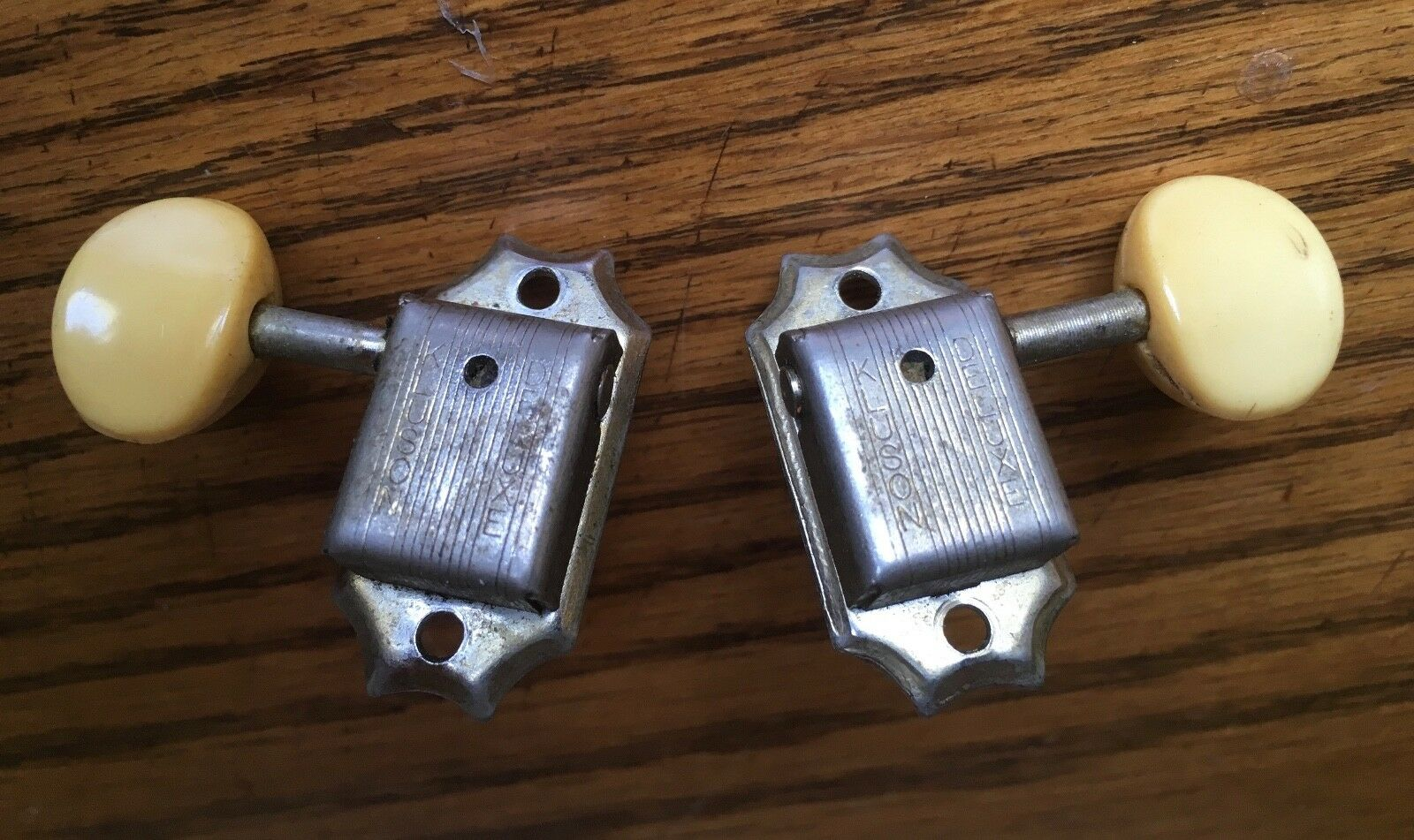 60's Double Line Kluson Deluxe Tuners