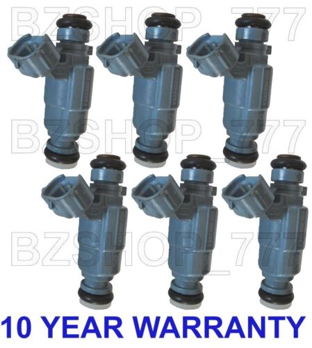 6x Flow Matched Fuel Injectors For Genuine Hyundai Kia  3.5L 35310-38010
