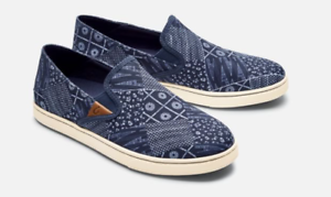 Olukai Pehuea Pa/'i Trench Blue//Patch Loafer Shoe Women/'s sizes 6-10//NEW!!