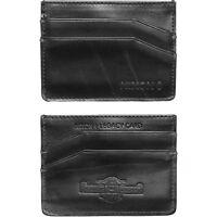 Nixon Legacy Card Wallet Black