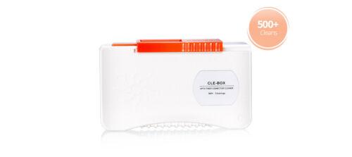 500 Cleans Fiber Optic Cassette Cleaner LC//SC//FC//ST//MU Cletop compatible 9987