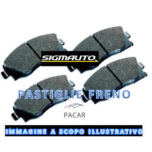 PASTIGLIE FRENO POSTERIORI FERODO FDB995 ALFA ROMEO 156 LANCIA K PER 71712910