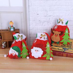 Joyeux-Noel-Sac-Cadeau-Sachet-Bonbon-Merry-Christmas-Candy-Sacs-Christmas-decor