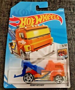 Mattel-Hot-Wheels-pesado-Hitcher-Nuevo-Sellado