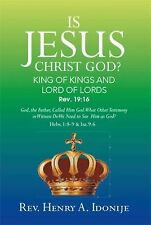 Is Jesus Christ God? : God, the Father, Called Him God. What Other Testimony...
