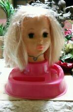 1974 Eugene Doll Co. Styling head bust hair dresser practice 42 yr. nostalgic