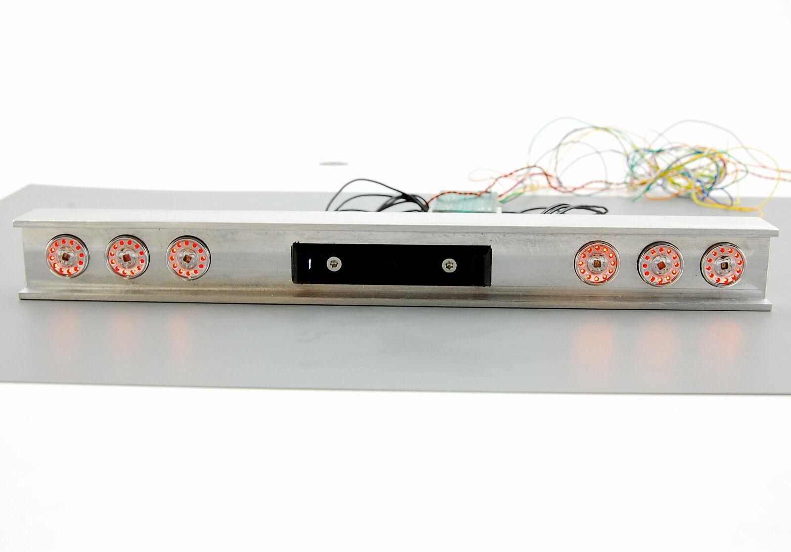 Fo Verkerk Tail Lights Bumper Achterlicht feu arrière fanale posterior 1 14 1 14