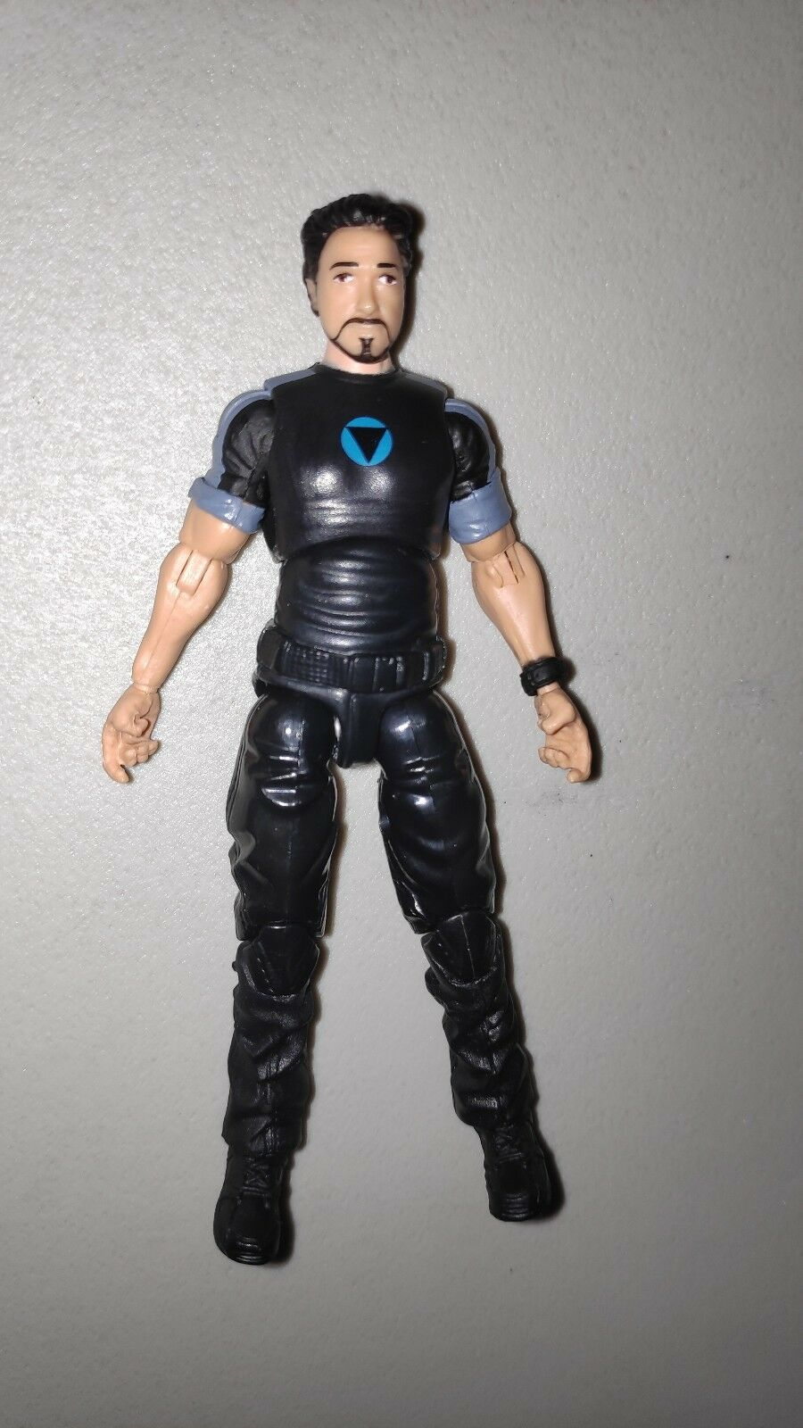Marvel - universum  iron man 3 tony stark hall of fame rstung hasbro 3,75