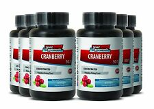 Increase ATP Levels Softgels - Cranberry Concentrated 272mg - Vitamin E 400 6B