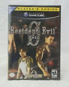 Resident-Evil-0-Nintendo-Gamecube-Players-Choice-New