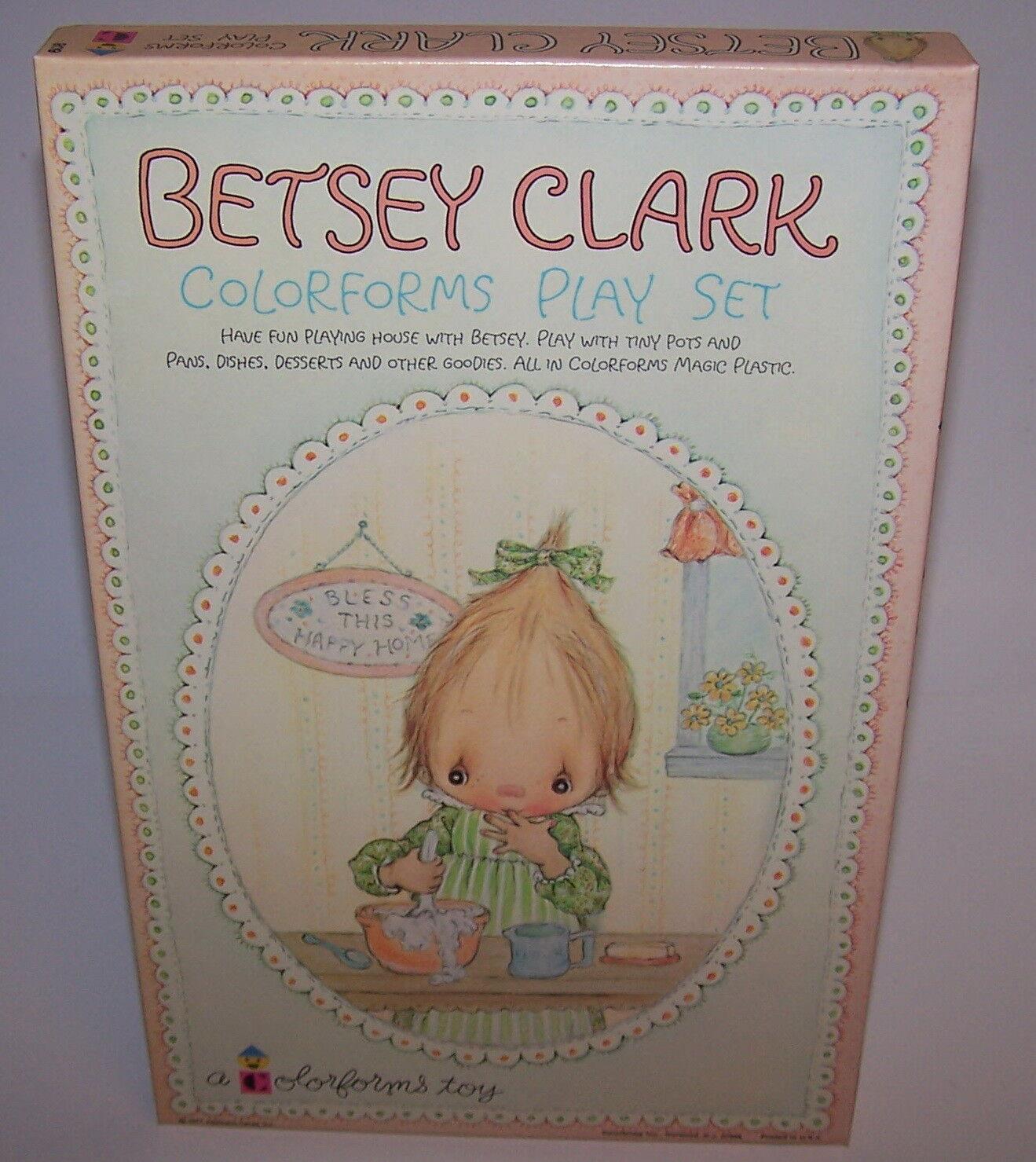 Betsy Clark, colones Jugar set year 1977, colonizadores colonizadores colonizadores abiertos. 84a