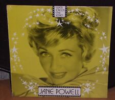 Jane Powell Silver Screen Star Series vinyl LP record SEALED NEW