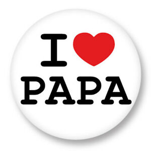 Dosige I Love PA PA Lettre Porte-cl/és Amour Papa p/ère Keychain Bijoux cl/é pour Cadeau de f/ête des p/ères