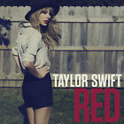 """TAYLOR SWIFT Limited Edition Individually Numbered """" RED """" CD Single - SEALED"""