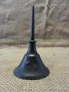 Vintage cast iron drip oilers