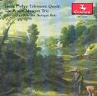 Paris Quartets 0044747226026 by Telemann CD