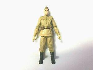 Hasbro Indiana Jones Kingdom of the Crystal Skull Russian Soldier Army Builder