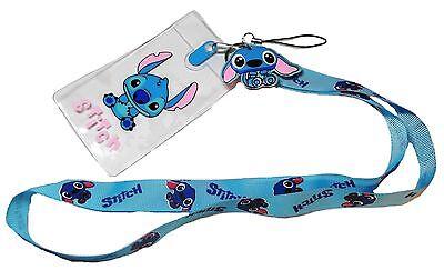 Appena Di Disney Lilo & Stitch Film Punto Personaggio Id Supporto Cordino Portachiavi Saldi Estivi Speciali