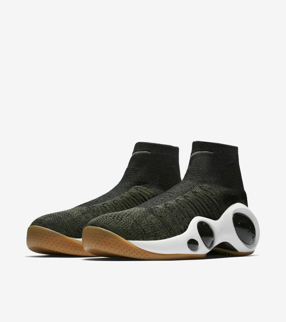 Nike flight Bonafide Mens Basketball shoes Cargo Khaki Green 917742-300