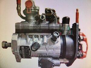 Details about DELPHI LUCAS DIESEL INJECTION PUMP DP200 REBUILD SERVICE!  Rebuild Your Pump!