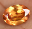 thumbnail 7 - Extremely Rare Natural Yellow Brownish Sapphire 5.05 Ct Top Luster Certified Gem
