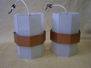 2x-Old-Hanging-Lamp-GDR-Lamp-Cult-Retro-Vintage-Design-60er-Years