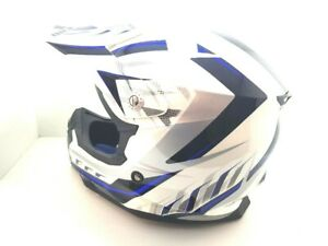 441861-Casque-Cross-Noend-Defcon-5-Blanc-Noir-Bleu-Poli-Taille-XXL