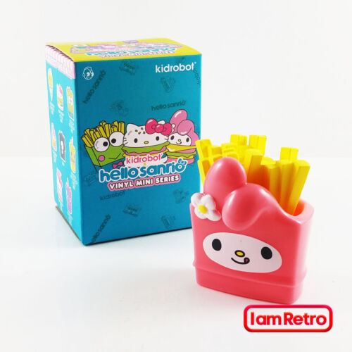 "My Melody French Fry Hello Sanrio Mini Series 3/"" Vinyl Fig by Kidrobot"
