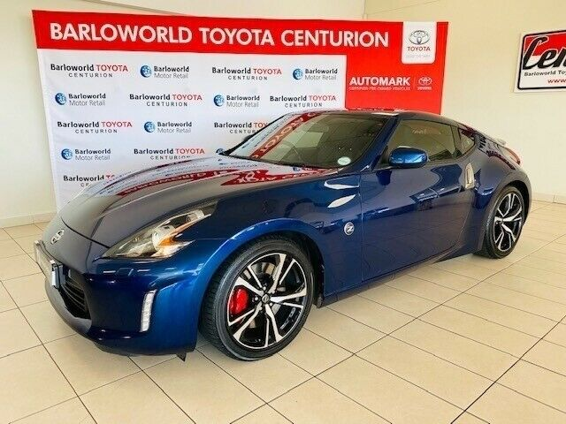 2018 NISSAN 370Z 3.7 COUPE AT