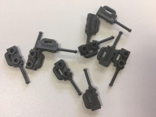 Minifigur Farbauswahl möglich Lego® 10x Funkgerät 3962 Zubehör
