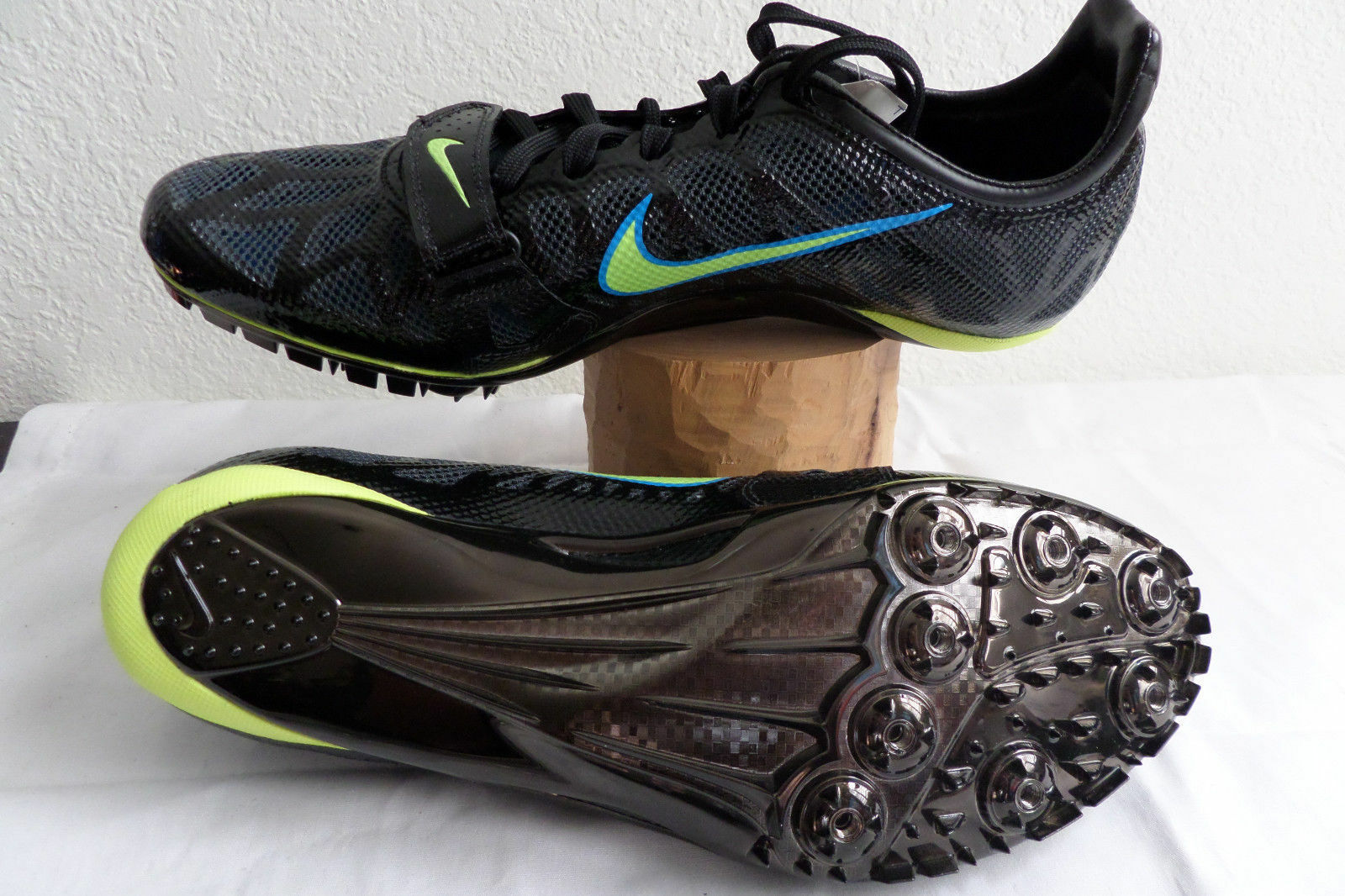 Nike Zoom Superfly R3 Men's Track Sprint Running Spikes 429931 Wild casual shoes