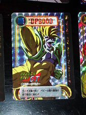 DRAGON BALL GT Z HONDAN PART 29 CARDDASS CARD PRISM CARTE 164 MADE IN JAPAN 1997