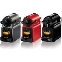 Nespresso Inissia Espresso Coffee Maker - Choose Your Color