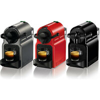 Nespresso Inissia Espresso Coffee Maker - Choose Your Color