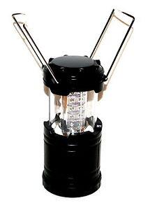 LED Laterne Lampe Licht Garten Terrasse Camping Campinglampe Zeltlampe 60 Lumen