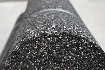 Antivibrationsmatte Bauschutz Obligatorisch Bautenschutzmatte 10 Mm 1,25 M X 6 M Rolle