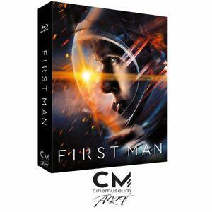 First Man - CMA#08 - Lenticular Full Slip (Bluray Limited Edition) Nuovo