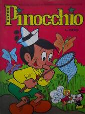 Super Pinocchio n°27 1979 ed. Metro [G.56]