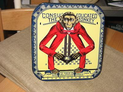 Ehrlich Calculator, Consul - The Educated Monkey Elegant Im Geruch