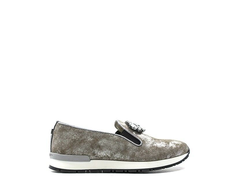 D' acquasparta shoes women grey leather natural brigittad 200ms